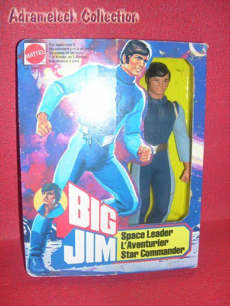 BIG JIM AVENTURIER